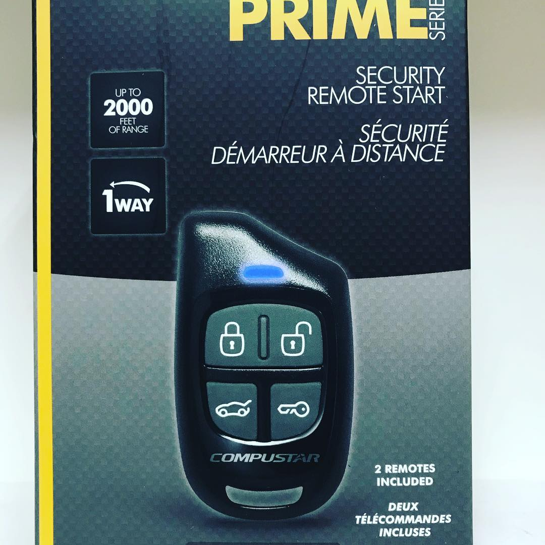 One way Remote starter 2000ft Special for October only 399hellip
