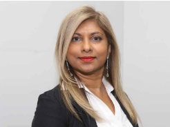 Lynda Sebu - Administrative Manager