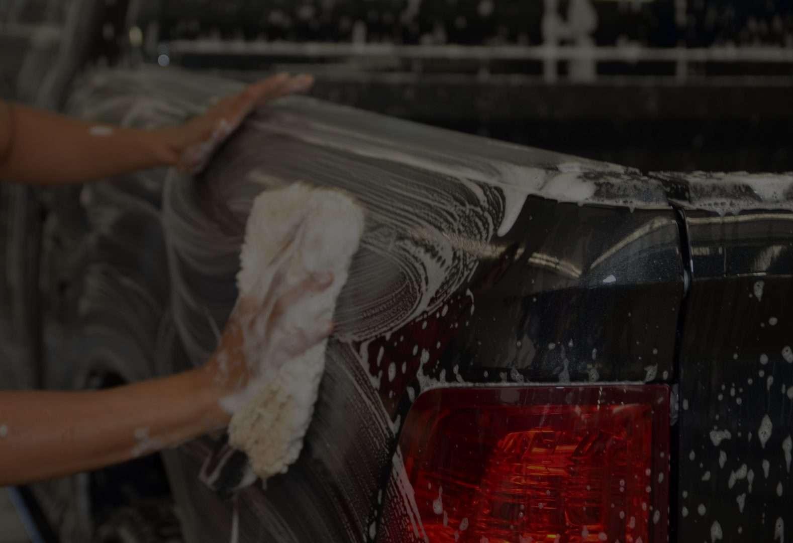 car hand wash