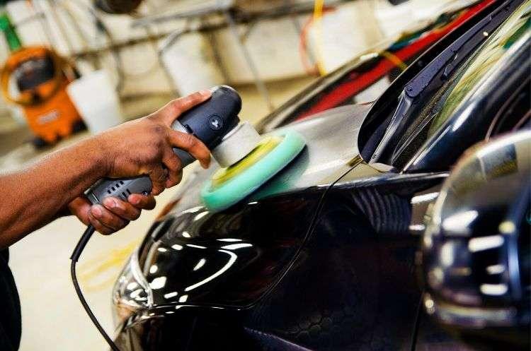 vehicle buffing and polishing pickering ajax 1