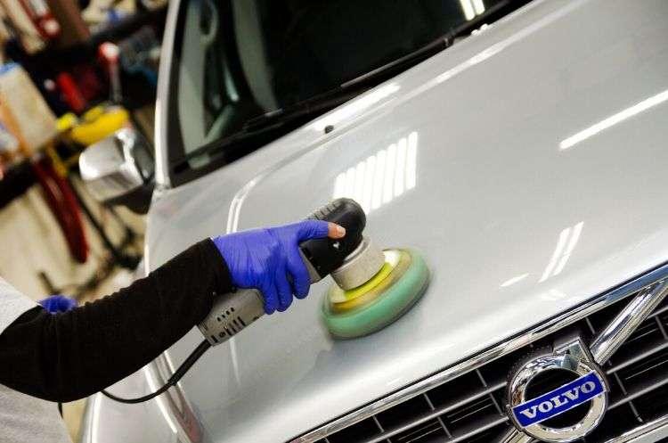 vehicle buffing and polishing pickering ajax 3