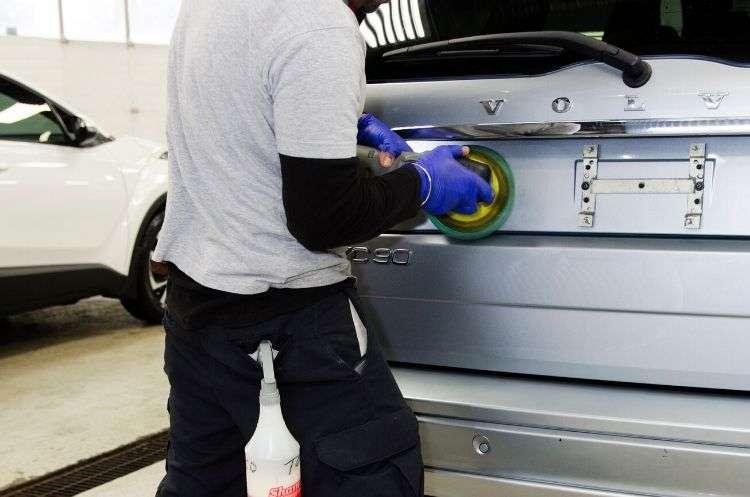 vehicle buffing and polishing pickering ajax 4